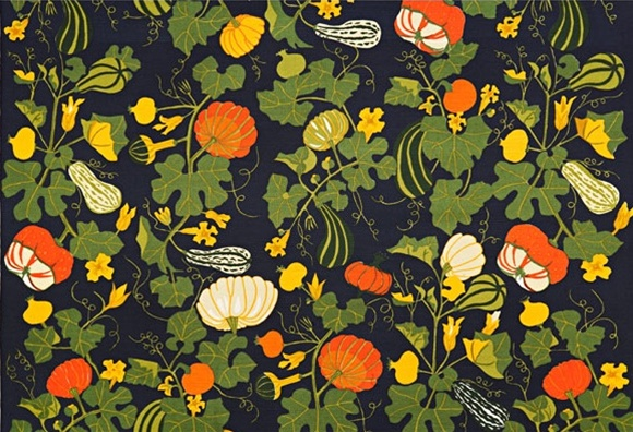 ULLABENULLA: Swedish Folklore Textile Designs