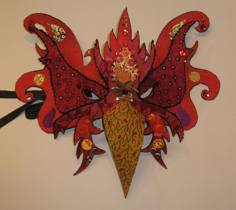Firebird Mask sample