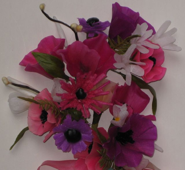 Wax Flower Detail