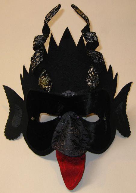 Krumpas mask