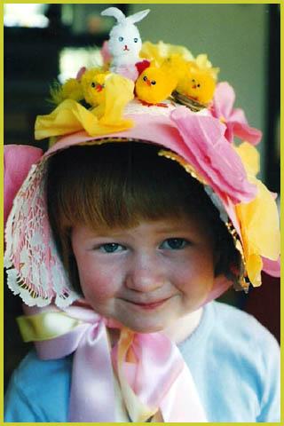 Her_easter_bonnet