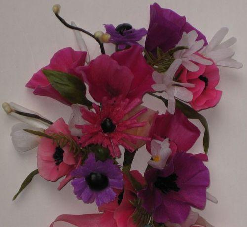 flower wreath wedding berkeley ca